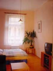 The apartment has just undergone a restoration and has been furnished with new furniture. This  studio serviced apartment is 0 sq.m ,  and can sleep 2 people maximum.  The apartment has 1 bathroom. Th