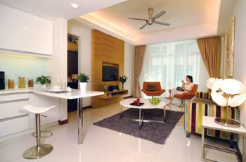 Fraser Place is a premium residential space that is both modern and elegant. The apartment hotel offers 216 spacious and modern apartments. The configuration of holiday apartments is one and two bedro