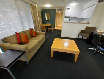 A range of studio, one and two bedroom serviced apartments are available featuring fully equipped kitchen and laundry facilities complete with separate fax and modem lines and voicemail on apartment p